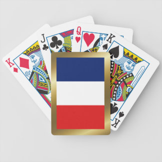 France Flag Playing Cards