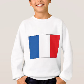 France Flag Sweatshirt