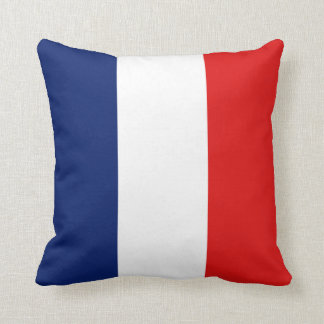 France Flag x Flag Pillow