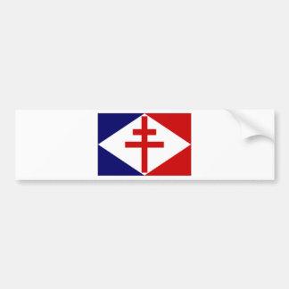 France FNFL Jack Bumper Sticker