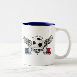 France Football National Team Supporter mug