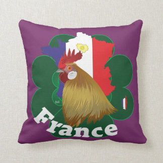 France France Francia cushion