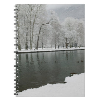FRANCE, French Alps (Isere), VIZILLE: Chateau de 2 Notebooks