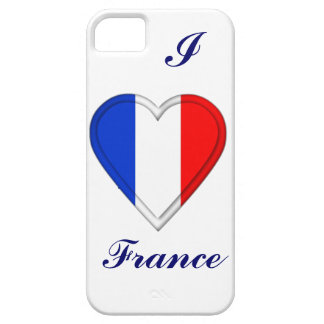 France French Flag iPhone 5 Cover