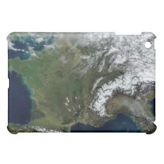France from space iPad mini cover