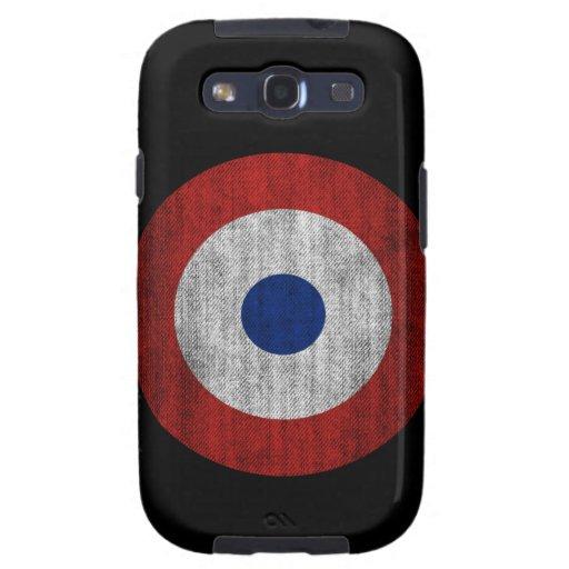 France Galaxy phone case Samsung Galaxy S3 Case