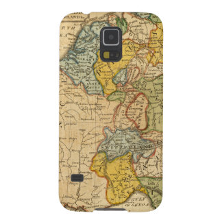 France, Germany, Netherlands, Switzerland Galaxy S5 Case