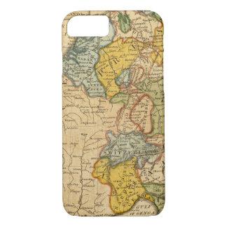 France, Germany, Netherlands, Switzerland iPhone 8/7 Case