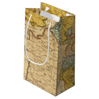 France, Germany, Netherlands, Switzerland Small Gift Bag