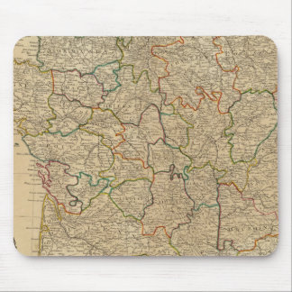 France, governments mouse pad