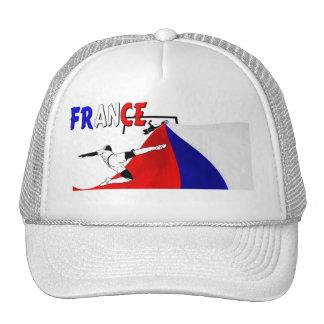 France Mesh Hats