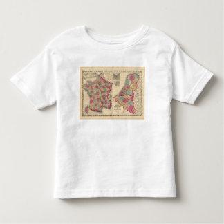 France Holland and Belgium Toddler T-Shirt