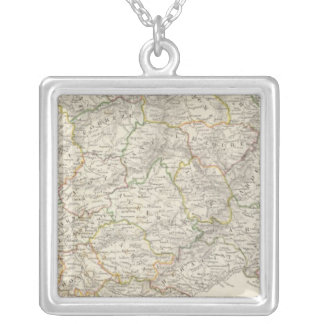 France II Silver Plated Necklace