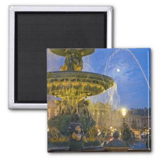 France, Ile de France, Paris, Concorde place, Square Magnet