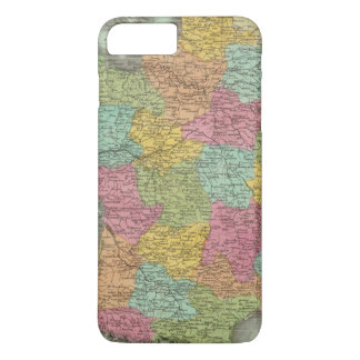 France In Departments 2 iPhone 8 Plus/7 Plus Case