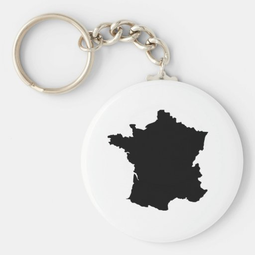 France Keychains