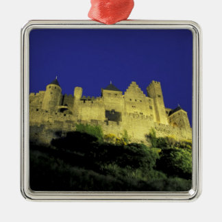 FRANCE, Languedoc Carcassonne Christmas Ornament