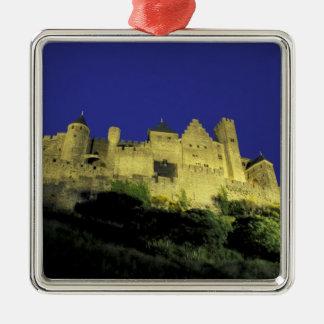 FRANCE, Languedoc Carcassonne Christmas Ornament