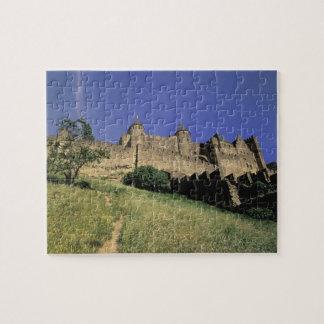 FRANCE, Languedoc Carcassonne Jigsaw Puzzle