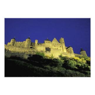 FRANCE, Languedoc Carcassonne Photographic Print