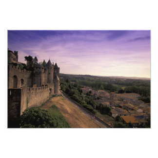 FRANCE, Languedoc Carcassonne Photo Print