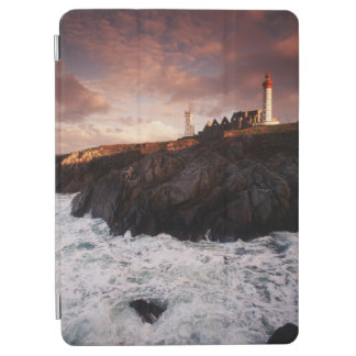France, lighthouse at dawn iPad air cover