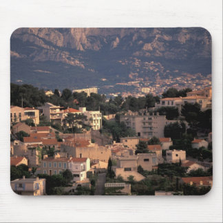 France, Marseille, Provence. Southern suburbs Mouse Mat