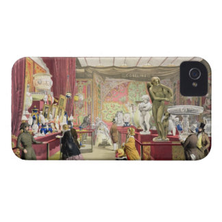 France No. 3, from 'Dickinson's Comprehensive Pict iPhone 4 Cover