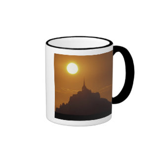 France, Normandy. Mont Saint Michele Coffee Mug