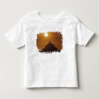 France, Normandy. Mont Saint Michele Toddler T-Shirt