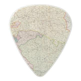 France Northeast Acetal Guitar Pick