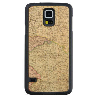 France Northeast Carved Maple Galaxy S5 Case