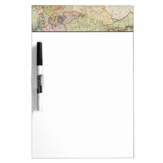 France Northeast Dry Erase Board