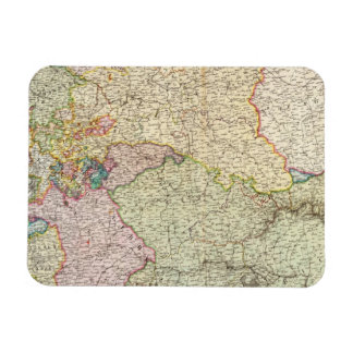 France Northeast Rectangular Photo Magnet