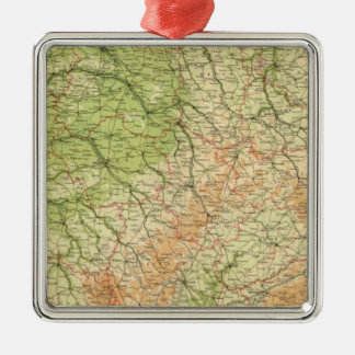France northeastern section, environs of Paris Christmas Ornament