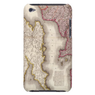France Northwest iPod Touch Case