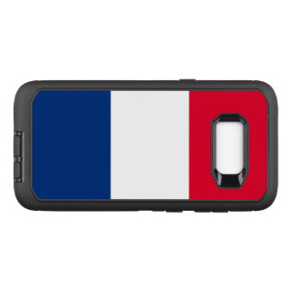 France OtterBox Defender Samsung Galaxy S8+ Case