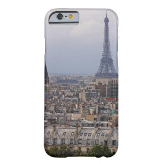 France, Paris, cityscape with Eiffel Tower Barely There iPhone 6 Case