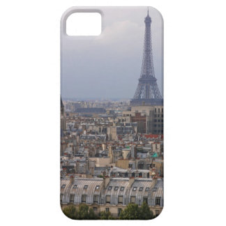 France, Paris, cityscape with Eiffel Tower iPhone 5 Covers