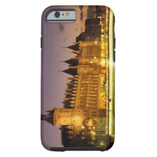 France, Paris, Conciergerie and river Seine at Tough iPhone 6 Case