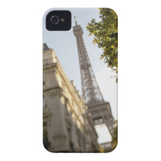 France, Paris, Eiffel Tower 2 iPhone 4 Case
