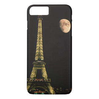 France, Paris. Eiffel Tower at night iPhone 8 Plus/7 Plus Case