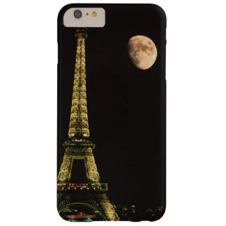 France, Paris. Eiffel Tower at night with Barely There iPhone 6 Plus Case