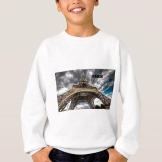 France Paris Eiffel Tower (by St.K) Sweatshirt