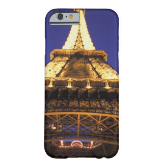 FRANCE, Paris Eiffel Tower, evening view Barely There iPhone 6 Case