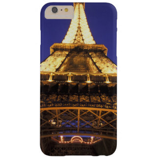 FRANCE, Paris Eiffel Tower, evening view Barely There iPhone 6 Plus Case