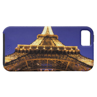 FRANCE, Paris Eiffel Tower, evening view iPhone 5 Covers