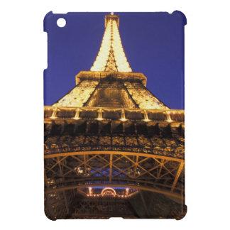 FRANCE, Paris Eiffel Tower, evening view Case For The iPad Mini