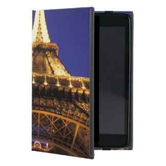 FRANCE, Paris Eiffel Tower, evening view Cover For iPad Mini