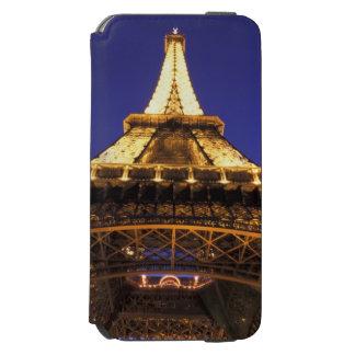 FRANCE, Paris Eiffel Tower, evening view Incipio Watson™ iPhone 6 Wallet Case